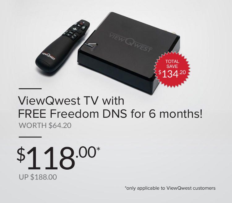 ViewQwest TV