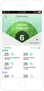 Provides protection against cyber-attacks for every smart device in your home.